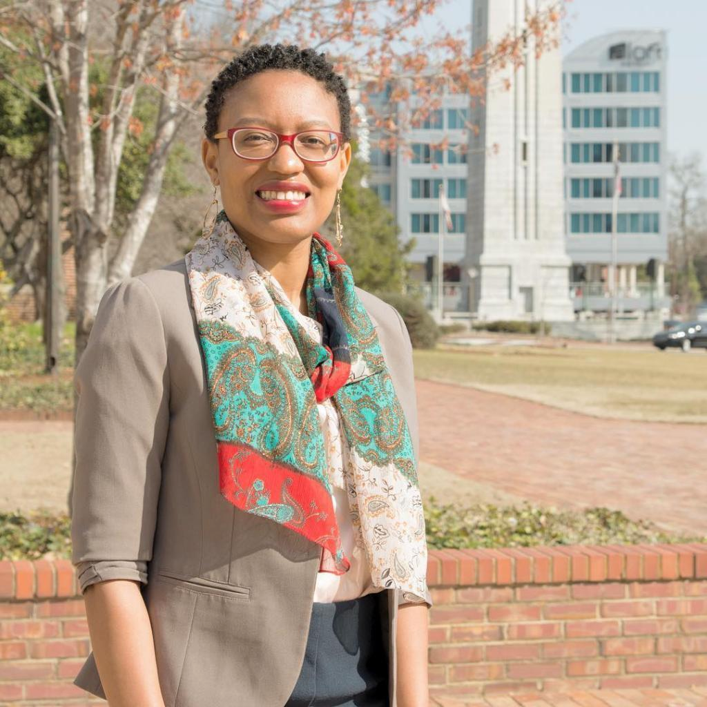 """Webinar with Frances Roberts-Gregory on November 23, 6:30-8:30 pm: """"Resist, Recover, and Reimagine: Black and Indigenous Women for Climate Justice in Gulf Coast Louisiana."""""""