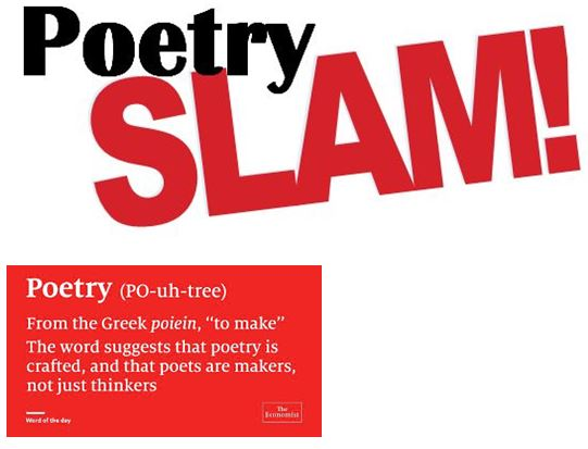 G-Cultural Environmental Justice Poetry Performances and November 9 Poetry Slam Event
